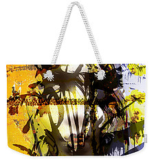 Lemon To Wounds  Weekender Tote Bag