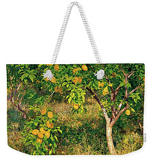 Lemon Tree Weekender Tote Bag by Henry Scott Tuke
