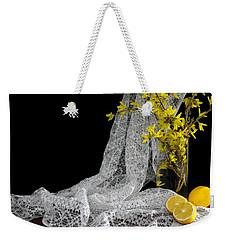 Lemons'n Lace Weekender Tote Bag