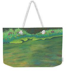 Lenox Audubon Pond 3 Weekender Tote Bag