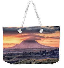 Lenticular Weekender Tote Bag