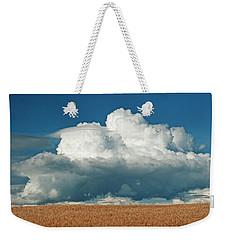 Lenticular Thunderhead Weekender Tote Bag
