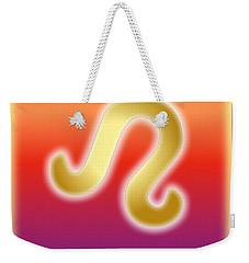 Leo July 22 - August 22 Weekender Tote Bag