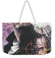 Leon The Professional Weekender Tote Bag
