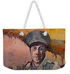 Leonard Keysor Vc Weekender Tote Bag
