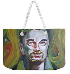 Leonardo Di Caprio Weekender Tote Bag