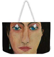 Leonora Weekender Tote Bag