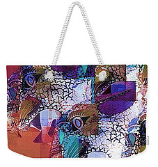 Leopards Weekender Tote Bag