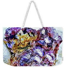 Lepidolite Weekender Tote Bag by Rachel Hannah