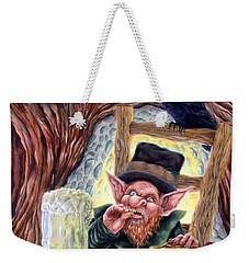 Leprechaun's Lair Weekender Tote Bag