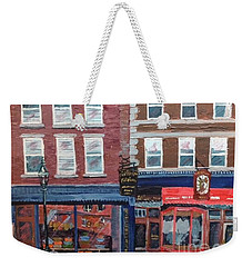 Leroux And Angelica's Weekender Tote Bag