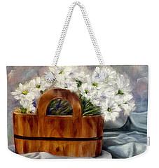 Les Fleurs D'ete Weekender Tote Bag