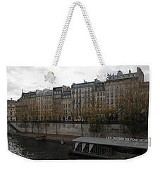 Les Jardins Du Pont Neuf Weekender Tote Bag