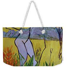 Les Nymphs D'aureille Weekender Tote Bag