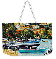 Les Saintes, French West Indies Weekender Tote Bag