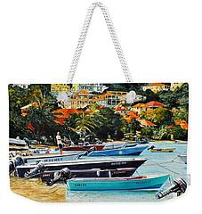 Les Saintes, French West Indies Weekender Tote Bag