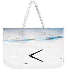 Less Than Weekender Tote Bag