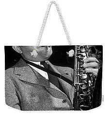 Lester Young  Weekender Tote Bag