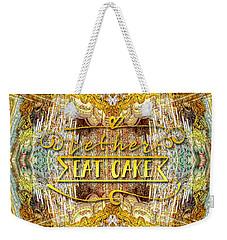 Let Her Eat Cake Queen Grand Apartment Versailles Weekender Tote Bag