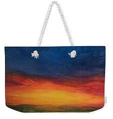 Let It Be Weekender Tote Bag