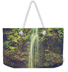 Weekender Tote Bag featuring the photograph Let Me Live Again by Laurie Search