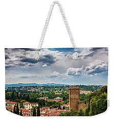 Let Me Travel To Another Era Weekender Tote Bag