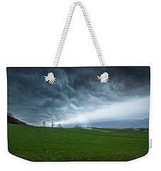 Let The Light In Weekender Tote Bag