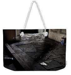 Let The Light In. Weekender Tote Bag