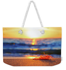 Let The Sunshine In Weekender Tote Bag by Iryna Goodall