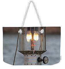 Let There Be Light - D010029 Weekender Tote Bag by Daniel Dempster