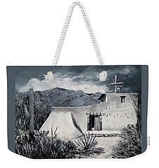 Let Us Pray Weekender Tote Bag
