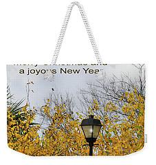 Let Your Light Shine Weekender Tote Bag