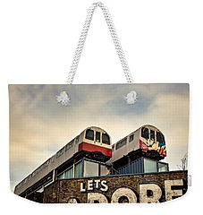 Lets Adore Shoreditch Weekender Tote Bag