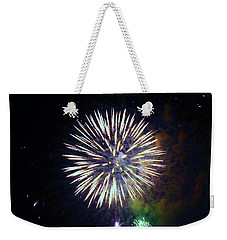 Weekender Tote Bag featuring the photograph Lets Celebrate by Shana Rowe Jackson