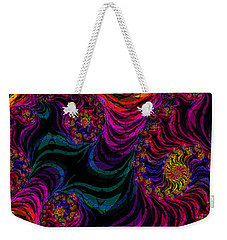 Lets Dance Weekender Tote Bag