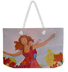 Let's Fly  Weekender Tote Bag