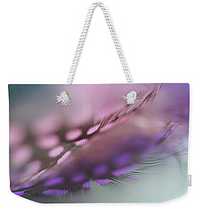 Lets Fly Together Weekender Tote Bag by Jenny Rainbow