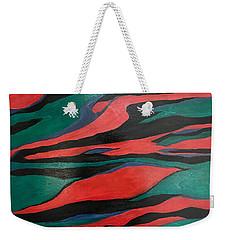 Let's Go Crazy Weekender Tote Bag