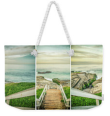Let's Go Down To Windansea Weekender Tote Bag