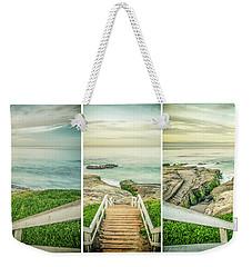 Let's Go Down To Windansea Weekender Tote Bag