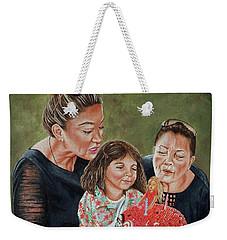 Let's Make A Wish Weekender Tote Bag