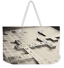 Let's Play A Game Weekender Tote Bag