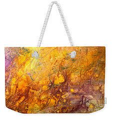 Letting The Sunshine In Weekender Tote Bag by Valerie Travers