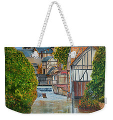L'eure A Louviers -  France Weekender Tote Bag