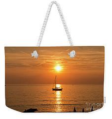 Levanto Italian Sunset Weekender Tote Bag