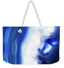 Weekender Tote Bag featuring the photograph Level-1 by Ryan Weddle