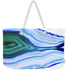 Weekender Tote Bag featuring the photograph Level-19 by Ryan Weddle