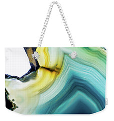 Weekender Tote Bag featuring the photograph Level-23 by Ryan Weddle
