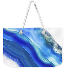 Weekender Tote Bag featuring the photograph Level-4 by Ryan Weddle