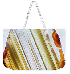 Weekender Tote Bag featuring the photograph Level-5 by Ryan Weddle
